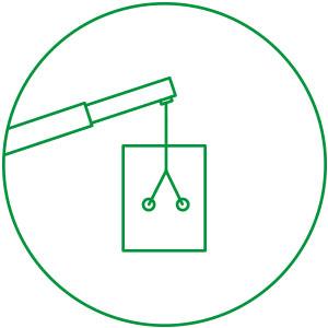 Franna crane hire - windows